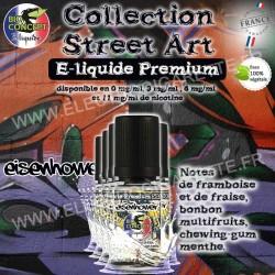 5 x Eisenhower - Street Art - BioConcept Premium - 5x10 ml