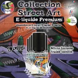 5 x Graffiti - Street Art - BioConcept Premium - 5x10 ml