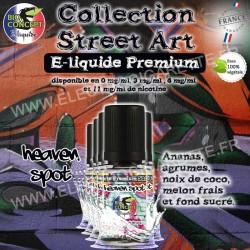 5 x Heaven Spot - Street Art - BioConcept Premium - 5x10 ml
