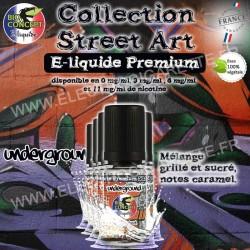 5 x Underground - Street Art - BioConcept Premium - 5x10 ml
