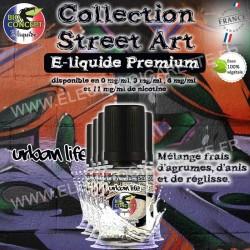 5 x Urban Life - Street Art - BioConcept Premium - 5x10 ml