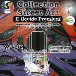 5 x Wild Style - Street Art - BioConcept Premium - 5x10 ml