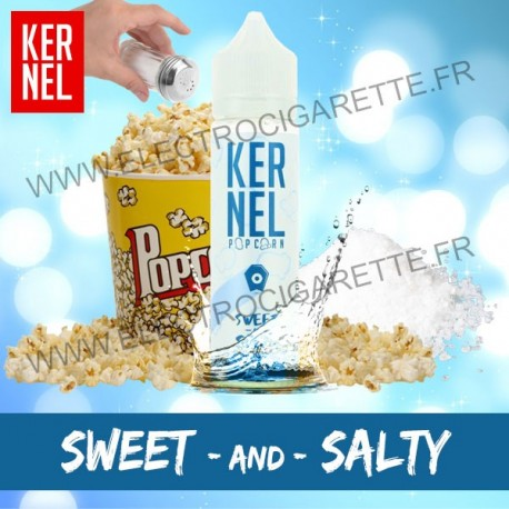 Sweet and Salty - Pop Corn - Kernel - ZHC 60 ml
