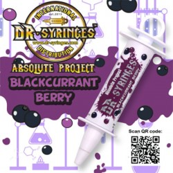 BlackCurrant Berry - Dr Syringes - ZHC 50 ML