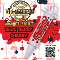 Blue Berry Cherry - Dr Syringes - ZHC 50 ML