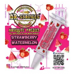 Strawberry Watermelon - Dr Syringes - ZHC 50 ML