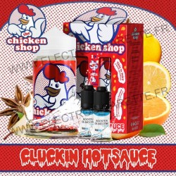 Cluckin' Hot Sauce - The Chicken Shop - ZHC 200 ML