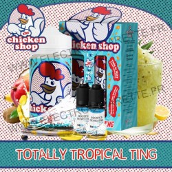 Totally Tropical Ting - The Chicken Shop - ZHC 200 ML