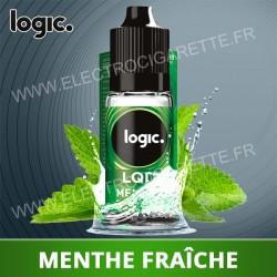 Menthe Fraîche - LQD - Logic Pro - 10 ml