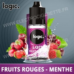 Fruits Rouges Menthe - LQD - Logic Pro - 10 ml