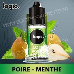 Poire Menthe - LQD - Logic Pro - 10 ml