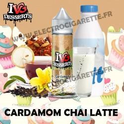 Cardamom Chai Latte - I Like VG Dessert - ZHC 50 ml