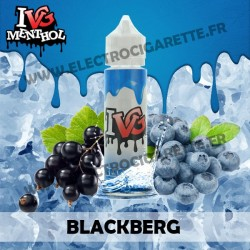 Blackberg - I Like VG Menthol - ZHC 50 ml