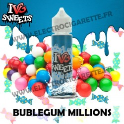 Bubblegum Millions - I Like VG Sweet - ZHC 50 ml
