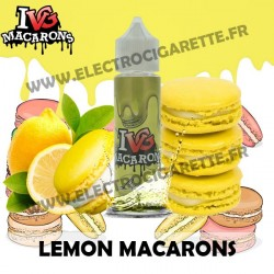 Lemon Macarons - I Like VG Macarons - ZHC 50 ml