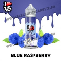 Blue Raspberry - I Like VG - ZHC 50 ml