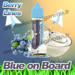 Blue on Board - Berry Lines - ZHC 60 ml