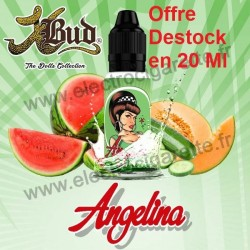 Destockage 20 ml Angelina - Dolls - Liquideo