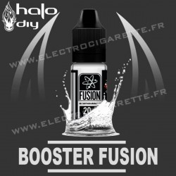 Booster Fusion - 50% PG / 50% VG - Halo