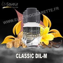 Pack 5x10 ml - Classic Dil-M - e-Saveur