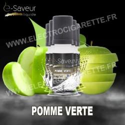 Pack 5x10 ml - Pomme Verte - e-Saveur