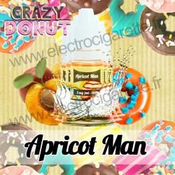 Apricot Man - Pack 4 + 1 offert - Crazy Donut