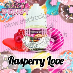 Rasperry Love - Pack 4 + 1 offert - Crazy Donut