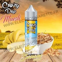 Muesli Banane - Crazy Drip Muesli - ZHC 50 ml