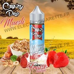 Muesli Fraise - Crazy Drip Muesli - ZHC 50 ml