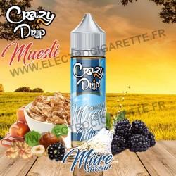 Muesli Mûre - Crazy Drip Muesli - ZHC 50 ml