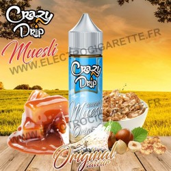 Muesli Original - Crazy Drip Muesli - ZHC 50 ml