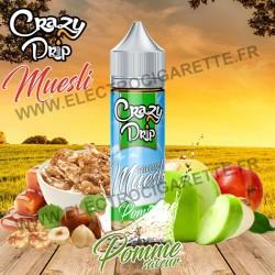 Muesli Pomme - Crazy Drip Muesli - ZHC 50 ml