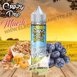 Muesli Prune - Crazy Drip Muesli - ZHC 50 ml