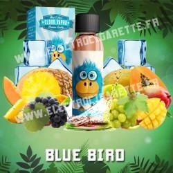 Blue Bird - Cloud Vapor Animals - ZHC 60 ml