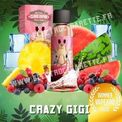 Crazy Gigi - Cloud Vapor Animals - ZHC 60 ml