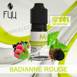 Badiane Rouge - MiNiMAL - The Fuu