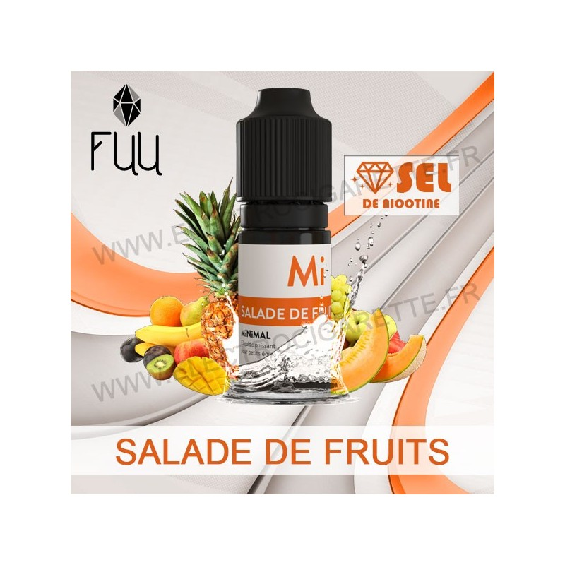 Salade de Fruits - MiNiMAL - The Fuu - 10 ml
