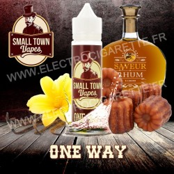 One Way - Small Town Vapes - ZHC 50 ml