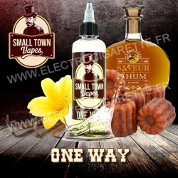 One Way - Small Town Vapes - ZHC 100 ml