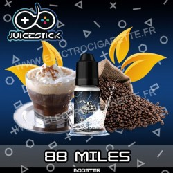 88 Miles - JuiceStick - Booster 10 ml - 18 mg