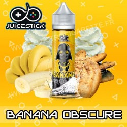 Banana Obscure - JuiceStick - ZHC 60 ml