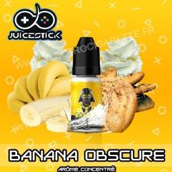 Banana Obscure - JuiceStick - Arôme Concentré 30 ml