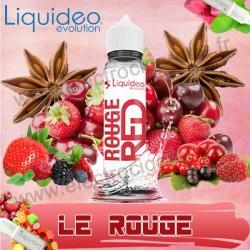 Le Rouge - Liquideo Evolution - ZHC 60 ml