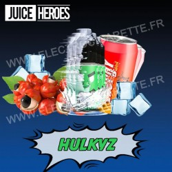 5 x 10 ml Hulkyz - Juice Heroes - Liquideo