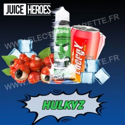 Hulkyz - Juice Heroes - ZHC 60 ml