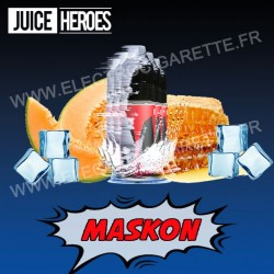5 x 10 ml Mask'On - Juice Heroes - Liquideo