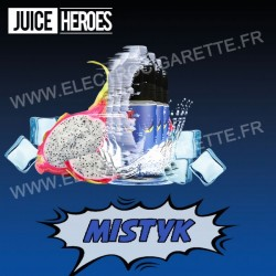 5 x 10 ml Mistyk - Juice Heroes - Liquideo