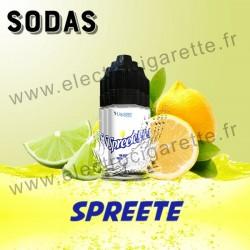 5 x 10 ml Spreete - Sodas - Liquideo