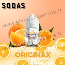 5 x 10 ml Originax - Sodas - Liquideo