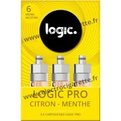 Cartouche Citron Menthe - Logic Pro